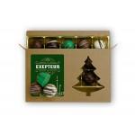 Custom Imprinted Window Holiday Box