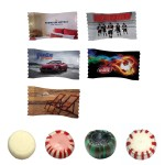 Custom Printed Individually Wrapped Mints
