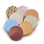 Custom Imprinted Chocolate Candy Round w/ Custom Imprint on Foil