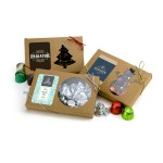 Logo Branded Window Holiday Box