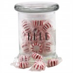 Custom Imprinted Jar w/Starlight Peppermints