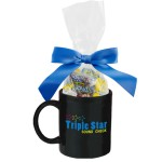 Custom Imprinted Ceramic Mug With Jolly Ranchers