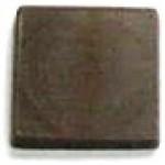 Custom Printed 0.32 Oz. Chocolate Square Small Blank