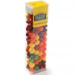 Custom Imprinted Large Flip Top Candy Dispensers - Skittles (4.6 Oz.)