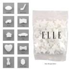 Snack Bag w/Shaped Mints Custom Printed