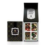 Gourmet 4 Fill Bento Box Custom Printed