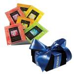 Custom Imprinted Tea Gift Box - Black