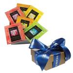 Tea Gift Box - Gold Logo Branded