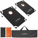 Bean Bag Game Board w/8 Bean Bags Set Custom Imprinted