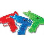 """Custom Imprinted 10"""" Uzi Water Gun"""