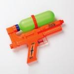 """Custom Imprinted 10"""" Multi-Color Water Tanker Gun"""