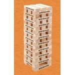 Custom Imprinted Tumbler Tower Game