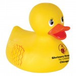 Custom Printed Jumbo Rubber Ducky