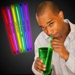 """Personalized 9"""" Supreme Glow Straws"""