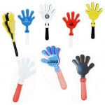 Custom Imprinted Noise Makers , Hand Clapper