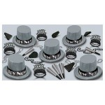 Custom Imprinted Simply Silver New Year Assortment for 10