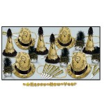 Custom Printed The Gold Midnight New Year Assortment For 50