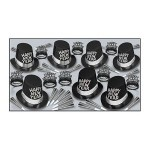 The Black Tie New Year Assortment For 50 People Custom Printed