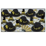 The Casino Gold New Year Assortment For 50 Custom Imprinted