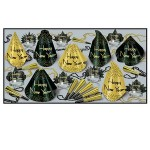Sparkling Gold New Year Assortment For 25 People Custom Imprinted
