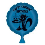 Happy Stinkin' Birthday Whoopee Cushion Custom Imprinted