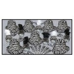 Zebra New Year Assortment For 50 Custom Printed