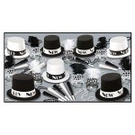Custom Printed Puttin' On The Ritz New Year Assortment For 50
