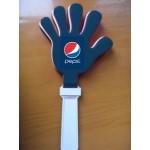 Plastic hand clapper Logo Branded