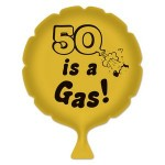 "Logo Branded ""50"" Is A Gas! Whoopee Cushion"