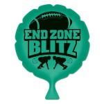 Custom Imprinted End Zone Blitz Whoopee Cushion