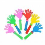 Cheering Shaker Plastic Hand Clapper Custom Printed