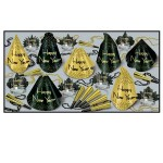 Sparkling Gold New Year Assortment For 50 People Custom Imprinted