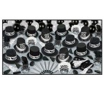 Grand Deluxe Silver New Year Assortment For 50 Logo Branded