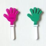 Custom Printed Hand Clapper