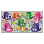 Custom Imprinted The Fluorescent New Year Assortment For 50
