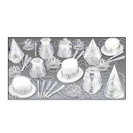 Silver Dollar New Year Assortment For 50 Logo Branded