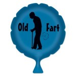Custom Printed Old Fart Whoopee Cushion
