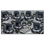 Logo Branded Silver Legacy New Year Assortment for 25 People