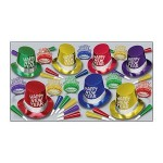 The 42nd Street New Year Assortment For 50 Logo Branded