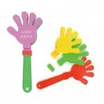 Logo Branded Plastic Hand Clapper