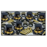 Logo Branded Gold Legacy New Year Assortment For 25 People