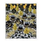 Golden Bonanza New Year Assortment For 100 People Custom Imprinted