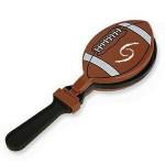 Custom Imprinted Football Clapper