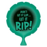 Don't Let It Slip...Whoopee Cushion Logo Branded
