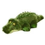 "8"" Little Gotcha the Crocodile Stuffed Animal Custom Personalized"