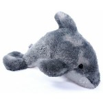 "8"" Dorsey Dolphin Stuffed Animal Custom Personalized"
