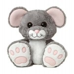 """Custom Imprinted 10"""" Scurry Mouse"""