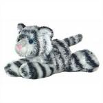 """8"""" Shazam the White Tiger Stuffed Animal Custom Personalized"""