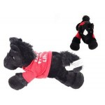 "8"" Beau Horse Stuffed Animal w/T-Shirt & One Color Imprint Custom Imprinted"
