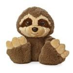 "Custom Personalized 10"" Sassafras Sloth"